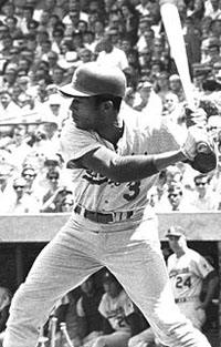 Willie Davis, Los Angeles Dodgers