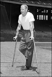 Indians Owner Bill Veeck