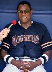 Giants Manager Dusty Baker