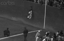 Dusty Rhodes HR Game One 1954