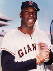Giants 1B Willie McCovey