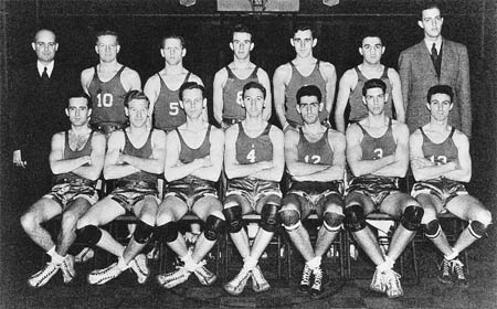 1937-8 Temple Owls