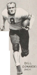 Bears HB Bill Osmanski