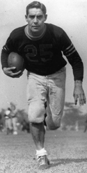 Bears HB Ray Nolting