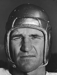 Redskins QB Sammy Baugh